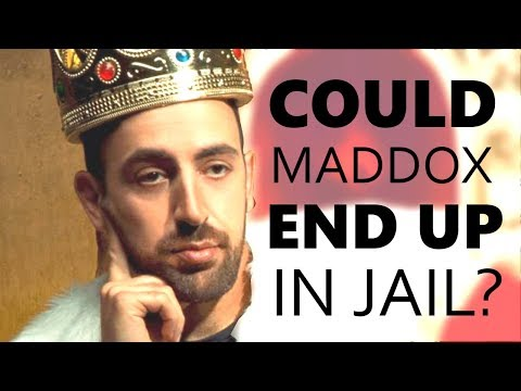 Why Maddoxs lawsuit could backfire CATASTROPHICALLY