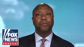 Tim Scott slams Democrats who rejected Israel Iron Dome funds