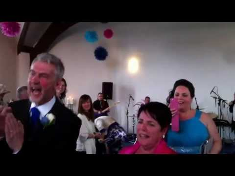Walking on Sunshine - The Happy Couple Procession