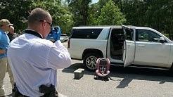 2 cars broken into and purses stolen at Monkey Park in Opelika, AL