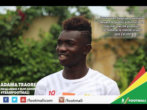 Adama Traoré - Mali vs Benin CAN2017