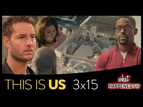 THIS IS US 3x15 Recap: The Waiting Room Drama & Kate's Baby - 3x16 Promo