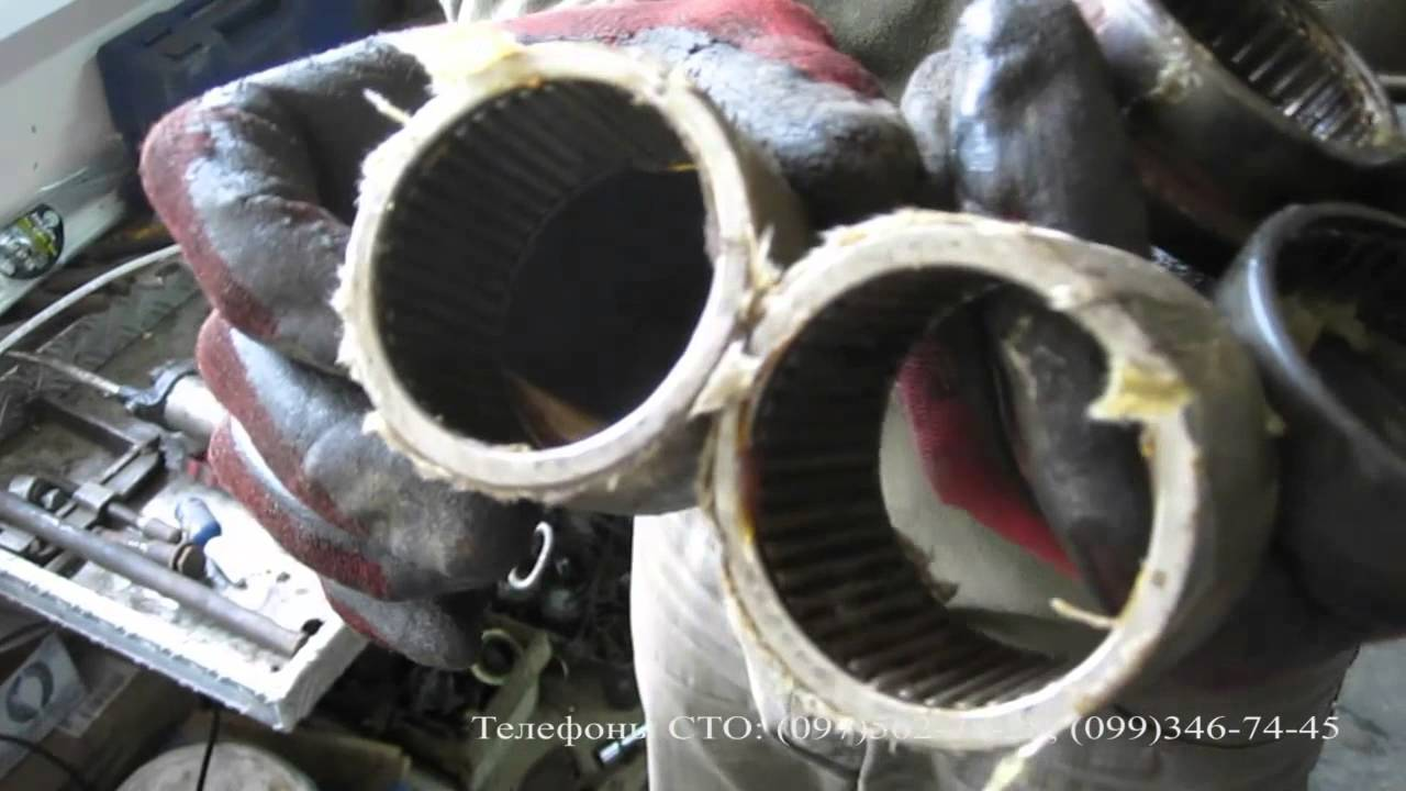 ремонт торсионной балки ситроен zx