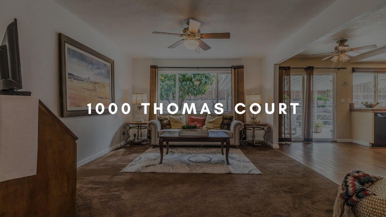 1000 Thomas Court, Antioch, CA 94509