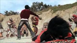 Samurai vs RPM Clash of the Red Rangers HD