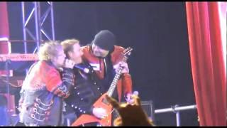 """Avantasia live: """"Shelter From The Rain"""", Kaufbeuren, with Kiske."""