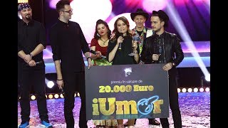 """Ana-Maria Calița este câștigătoarea celui de-al patrulea sezon """"iUmor"""""""
