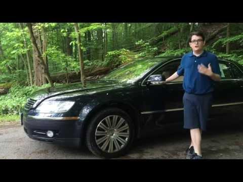 Motorcars Spotlight: 2005 Volkswagen Phaeton