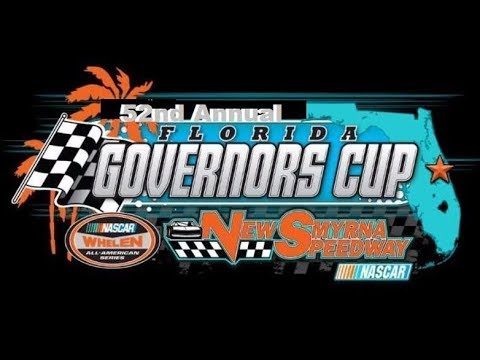 52nd Annual Florida Governor's Cup Official Teaser | New Smyrna Speedway