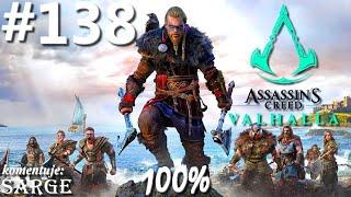 Zagrajmy w Assassin's Creed Valhalla PL (100%) odc. 138 - Zwroty akcji