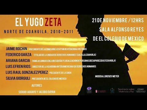 Seminario sobre Violencia y Paz, El yugo Zeta. Norte de Coahuila, 2010-2011