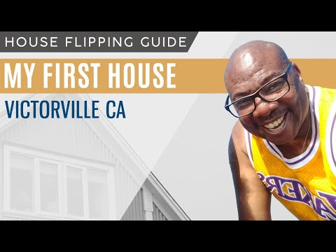 My First House - Victorville CA