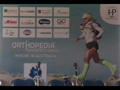 """Conferenza Stampa """"Roberto Zanda alla The Track – 522 km in autosufficienza nel deserto australiano"""""""