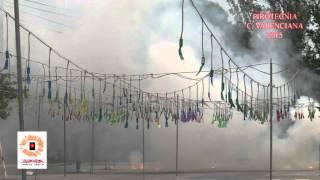 3ª MASCLETÀ DE LA ELIANA 2015 HERMANOS  CABALLER HD