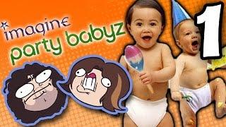 Imagine Party Babyz: Spring Break - PART 1 - Game Grumps VS