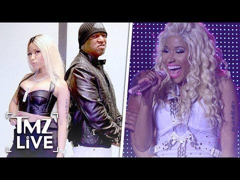 Nicki Minaj Vs. BET | TMZ Live