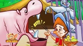 English Talking Book - Pinocchio