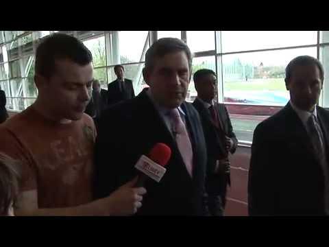 Download Gordon Brown Visit to Loughborough University
