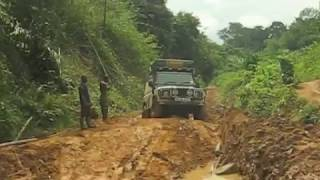 Africa Overland - Cameroon to Congo #AfricaOverland