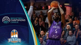 Earl Clark shows all his class in the BCL vs. RASTA Vechta