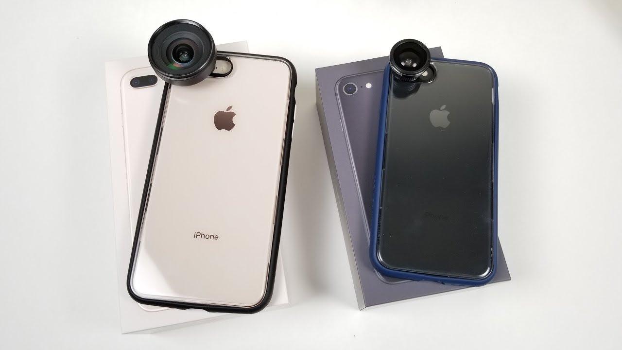 best website 8c52f 2aee8 iPhone 8 & 8 Plus Unboxing: Coolest Case (modular)???