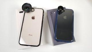 iPhone 8 & 8 Plus Unboxing: Coolest Case (modular)???