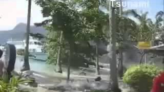 Любительская съемка цунами в Таиланде(, 2014-03-27T01:01:53.000Z)