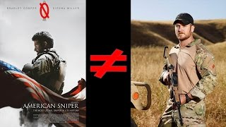 American Sniper | Based on a True Story