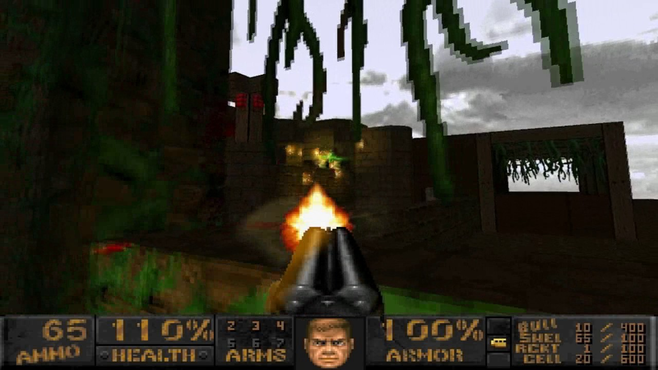 Final doom pc review and full download | old pc gaming.