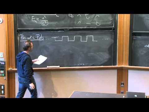 20. Periodic Lattices Part 1