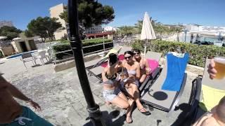 Fergus Bahia Palma Nova Majorca May 2015