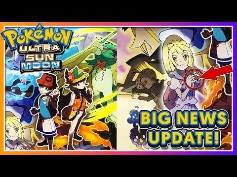 Pokémon Ultra Sun & Ultra Moon - BRAND NEW EVIL TEAM + LILLIE IS BACK! thumbnail