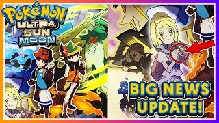 Pokémon Ultra Sun & Ultra Moon - BRAND NEW EVIL TEAM + LILLIE IS BACK!