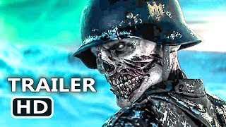 """PS4 - Call of Duty WW2: """"The Tortured Path"""" Zombies Trailer (2018)"""