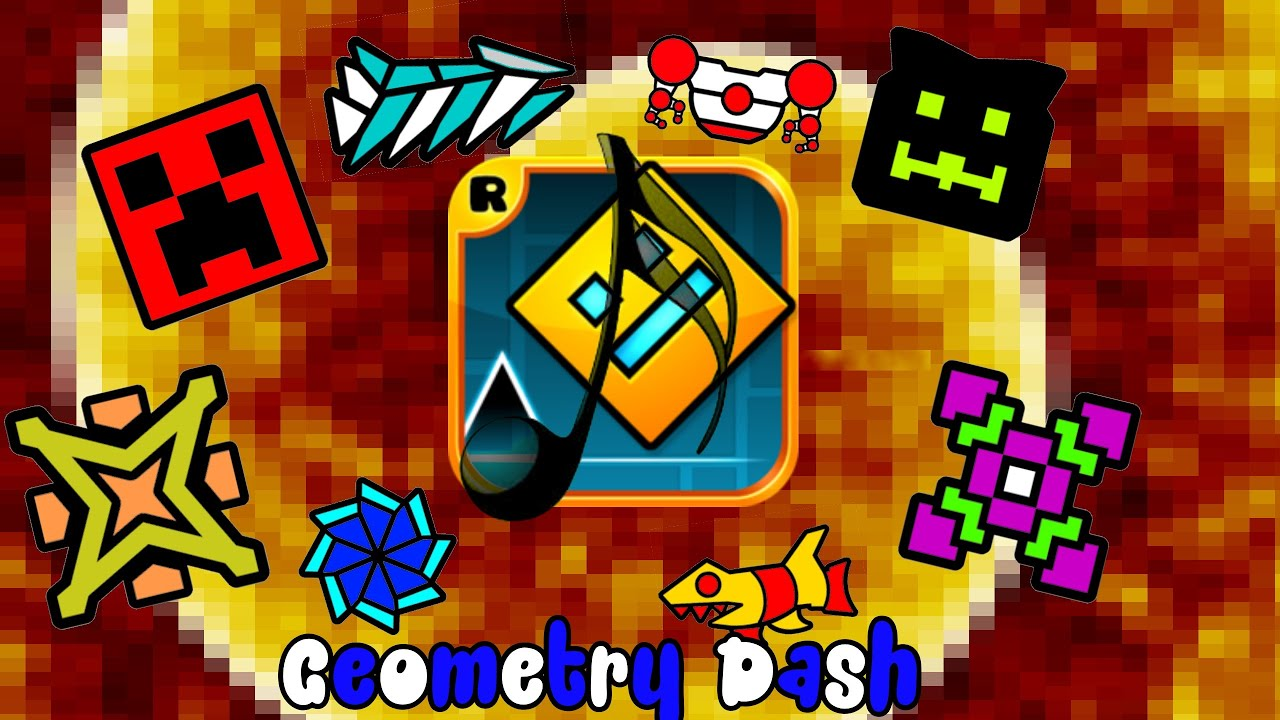 Geometry Dash Review | - PC Games for Steam