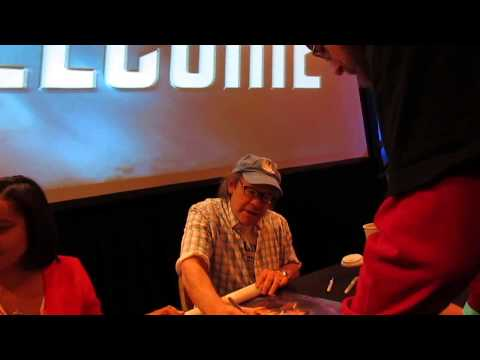 Ethan Phillips AKA Neelix from Star trek Voyager Convention 4-28-13