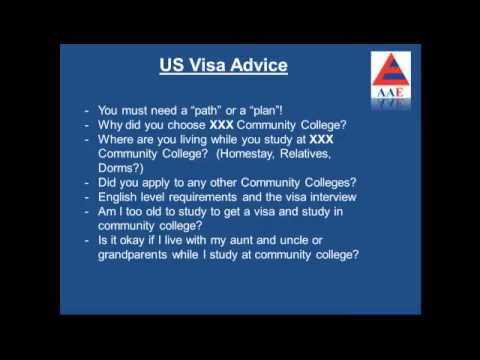 How International Students Can Apply To US Community College