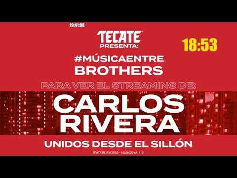 Carlos Rivera Facebook Live 3 De Abril 2020