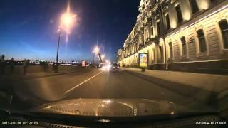 Белые Ночи в Санкт-Петербурге 2013(Как выглядит Санкт-Петербург белыми ночами с водительского места? Все основные достопримечательности..., 2013-07-05T03:32:21.000Z)
