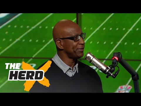 Eric Dickerson on what happened with Jeff Fisher (FULL INTERVIEW) | THE HERD
