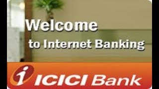 How to log in icici mobile banking first time | icici Bank Internet Banking |