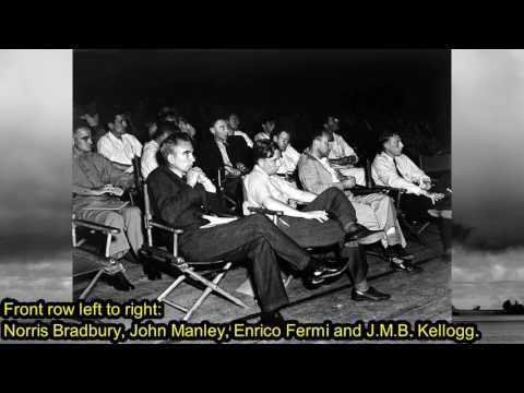 Richard Feynman Lecture     Los Alamos From Below