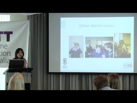Dr Yvonne Lai  - Dental Issues in RETT Syndrome