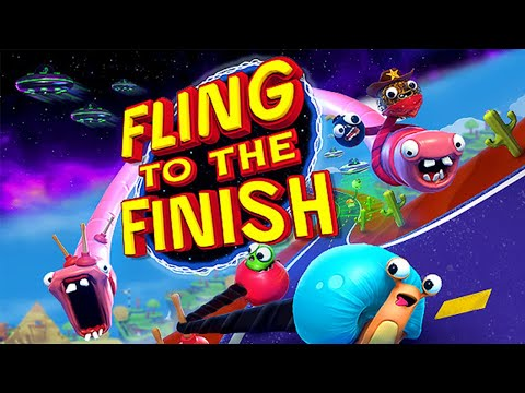 Fling to the Finish - I'M TIED TO YOU!! (Patron Pick) |