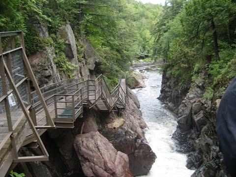 High Falls Gorge, New York