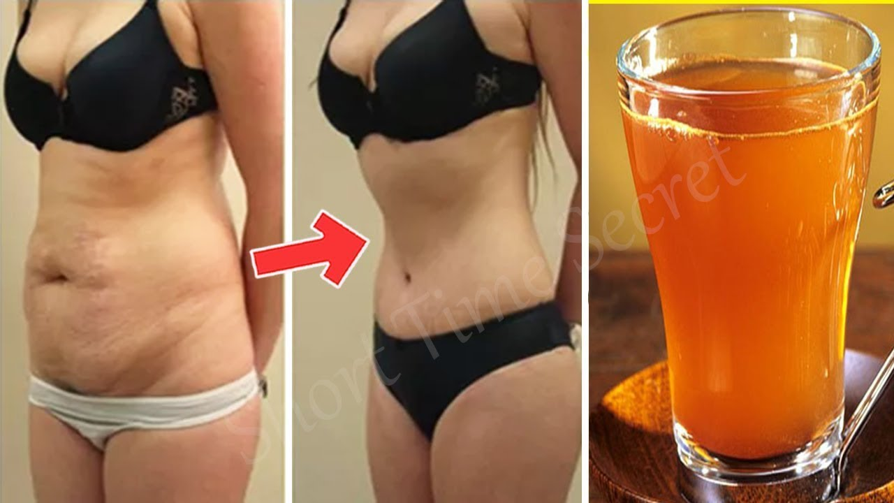 In 3 Days Loss Your Weight Super Fast Just Drink This Before Bedtime And Lose Weight Overnight