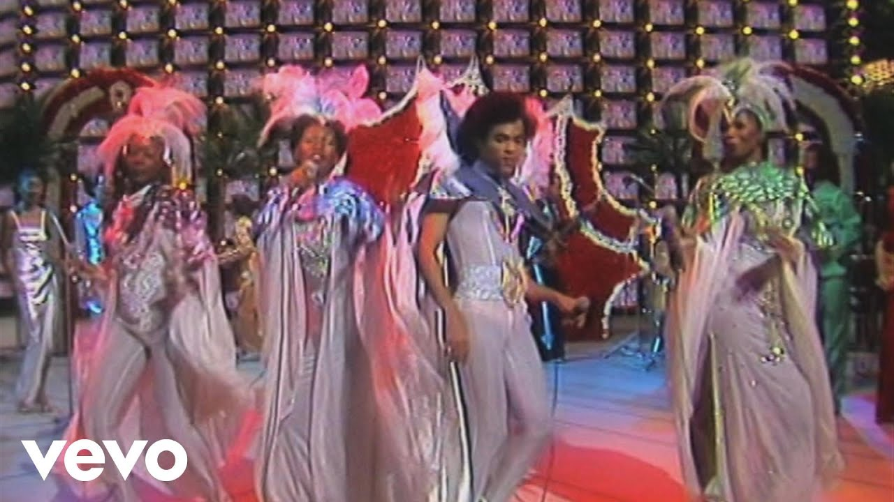 Boney M. — Brown Girl In The Ring (Starparade 02.11.1978) (VOD)