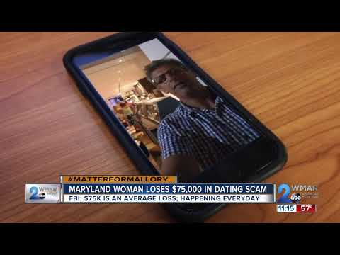 Victim Of Romance Scam Cheated Out Of $75,000 After Meeting The