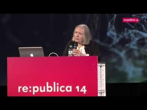 re:publica 2014 - Saskia Sassen: Brutality and Complexi... on YouTube