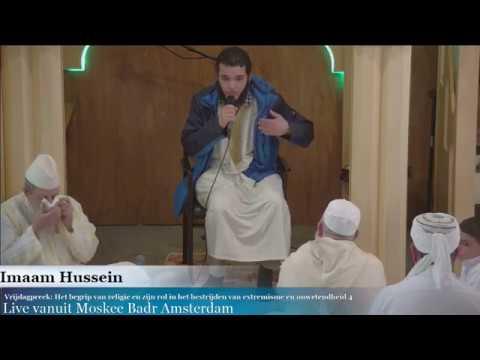Vertaling Het begrip van religie en zijn rol in het bestrijden van extremisme en onwetendheid 4